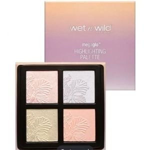 Wet n Wild MegaGlo Highlighting Palette NWT